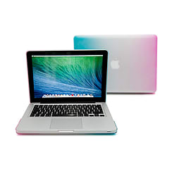 Frostycow Ultra Slim Retro 3 Colour Patterned Cover Case For Apple Macbook Pro 15 PC