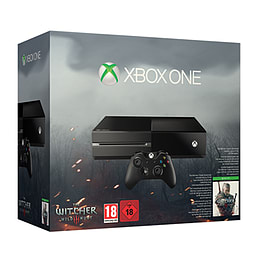 Xbox One Console With The Witcher 3: Wild Hunt - Only At GAME XBOX ONE
