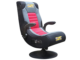The BraZen Spirit 2.1 Bluetooth Pedestal Surround Sound Gaming Chair Accessories