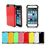 Frostycow Slim Tough Hard Armour Anti Shock Cover Case For New Apple iPhone 6 Red screen shot 1