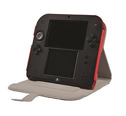 Nintedo Licensed Flip Cover 2DS Case - Red (2DS) 3DS