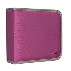 Nintendo Licensed Universal Folio Case - Purple (3DS XL, 3DS, 2DS, DSi XL, DSi, DS Lite) 3DS