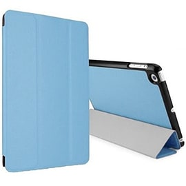 Frostycow Ultra Slim Magnetic Smart Case & Rear Back Cover For Apple iPad Mini Blue Tablet