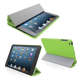 Frostycow Ultra Slim Magnetic Smart Case For Apple iPad Mini 2 Retina Green Tablet