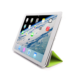 Frostycow Premium Ultra Slim Magnetic Smart Case For Apple iPad 5 Air / iPad 6 Air 2 Green Tablet
