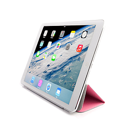 Frostycow Premium Ultra Slim Magnetic Smart Case For Apple iPad 5 Air / iPad 6 Air 2 Pink Tablet