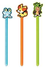 Pokemon X & Y: Stylus Pack (3DS XL, 3DS, 2DS) 3DS