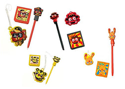 Moshi Monsters Stylus & Games Case Pack (3DS XL, 3DS, DSi XL, DSi) 3DS
