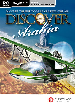 Discover Arabia (Add-On for Flight Simulator X & Steam Edition) PC