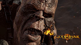 God of War III Remastered screen shot 4