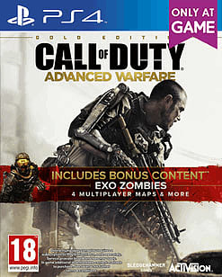 Call of Duty: Advanced Warfare Gold Edition - Only at GAME PS4