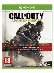 Call of Duty: Advanced Warfare Gold Edition - Only at GAME XBOX ONE