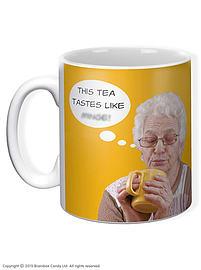 Minge Tea Mug Home - Tableware