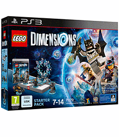 LEGO Dimensions Starter Pack PlayStation 3