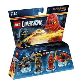 LEGO Ninjago Team Pack - LEGO Dimensions Lego Dimensions