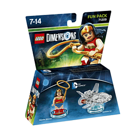 Wonder Woman Fun Pack - LEGO Dimensions - DC Comics Lego Dimensions