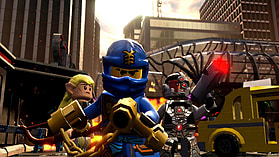 Cyborg Fun Pack - LEGO Dimensions - DC Comics screen shot 5