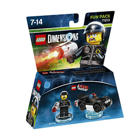 Bad Cop Fun Pack - LEGO Dimensions - The LEGO Movie Lego Dimensions