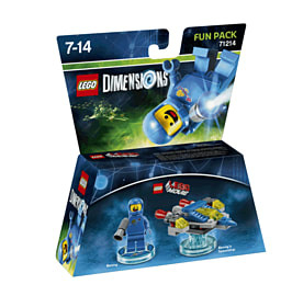 Benny Fun Pack - LEGO Dimensions - The LEGO Movie Lego Dimensions