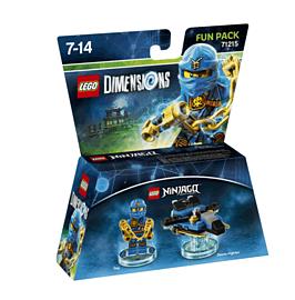 Jay Fun Pack - LEGO Dimensions - LEGO Ninjago Lego Dimensions