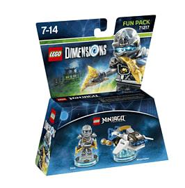 Zane Fun Pack - LEGO Dimensions - LEGO Ninjago Lego Dimensions