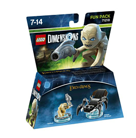 Gollum Fun Pack - LEGO Dimensions - LEGO Lord of the Rings Lego Dimensions
