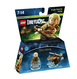 Legolas Fun Pack - LEGO Dimensions - LEGO Lord of the Rings Lego Dimensions