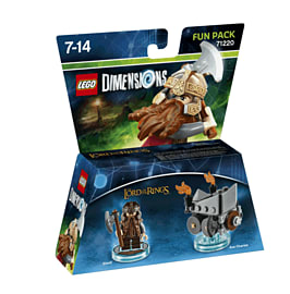 Gimli Fun Pack - LEGO Dimensions - LEGO Lord of the Rings Lego Dimensions