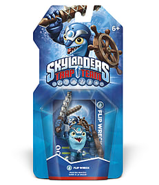 Flip Wreck - Skylanders Trap Team - Single Character Skylanders