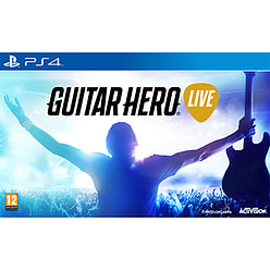 Guitar Hero LIVE with SoundDial Festival Pack & Guitar Strap PlayStation 4