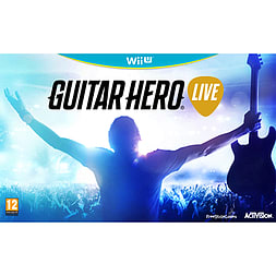 Guitar Hero LIVE with SoundDial Festival Pack & Guitar Strap Wii U