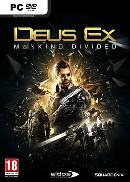 Deus Ex: Mankind Divided PC Games