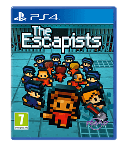 The Escapists PlayStation 4