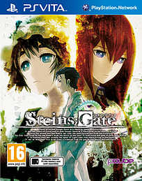 Steins;Gate PS Vita