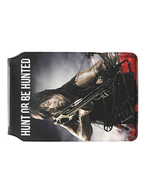 The Walking Dead Daryl Card Holder 15x10cm Traditional Games