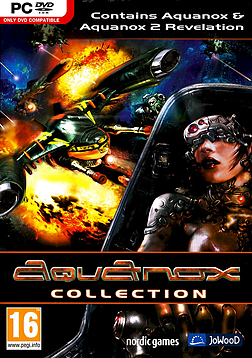 Aquanox 1 and 2 Collection PC