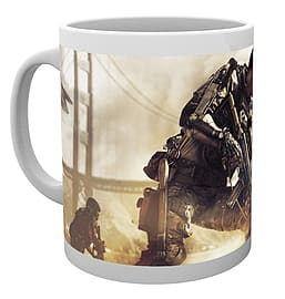 Call of Duty Advanced Warfare Cover 10oz Drinking Mug Memorabilia