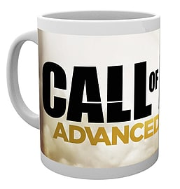 Call of Duty Advanced Warfare Logo 10oz Drinking Mug Memorabilia