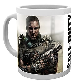 Call of Duty Advanced Warfare Chest 10oz Drinking Mug Memorabilia