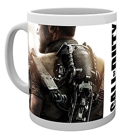 Call of Duty Advanced Warfare Front and Back 10oz Drinking Mug Memorabilia