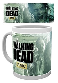 The Walking Dead Zombies 2 10oz Drinking Mug Memorabilia