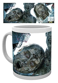 The Walking Dead Window 10oz Drinking Mug Memorabilia