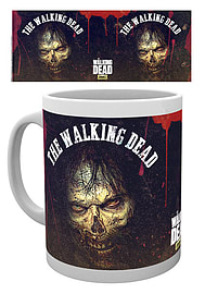 The Walking Dead Survivor 10oz Drinking Mug Memorabilia