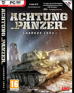 Achtung Panzer - Kharkov 1943 - Collectors Edition PC