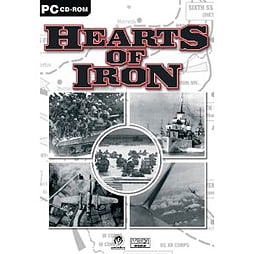 Hearts of Iron PC