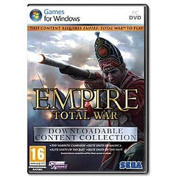 Empire Total War: Downloadable Content Collection PC