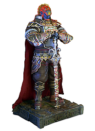 LEGEND OF ZELDA DELUXE GANONDORF 12 INCH FIGURE Figurines and Sets
