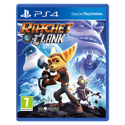 Ratchet and Clank PlayStation 4 Cover Art