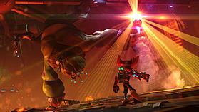 Ratchet and Clank screen shot 3