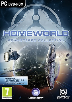 Homeworld Remastered PC Games